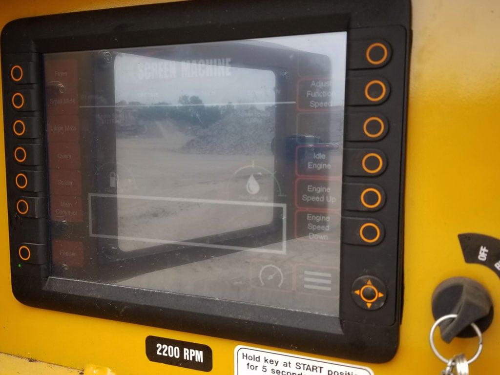 Digital Control Panel