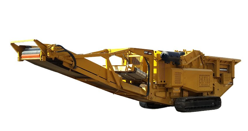 5256T Rock Crusher