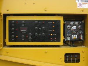 CST Panel del Trituradora de Cono