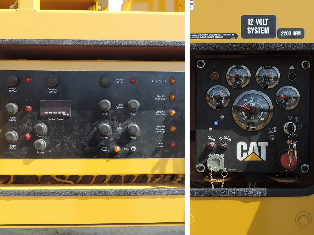 CXT Cone Crusher - A Portable Rock Crushing Plant - Screen Machine