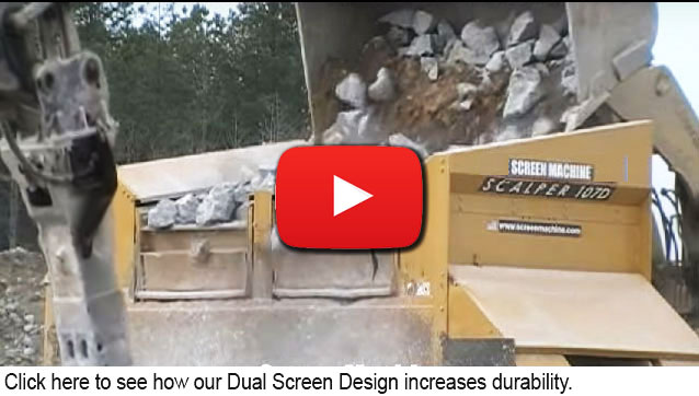 Click here to see how our Patented Dual Screen Design increases durability