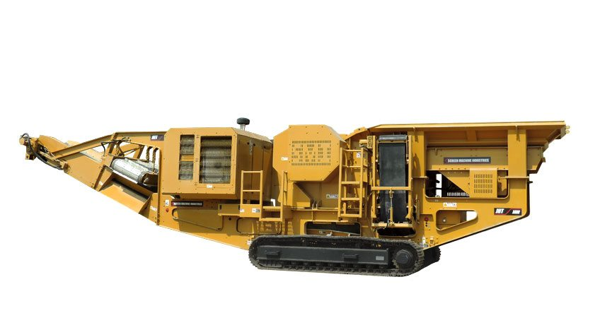 JHT Jaw Crusher