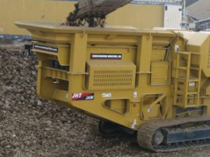 JHT Jaw Crusher Feeder