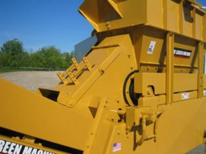 Might Trommel Hammermill Shredder