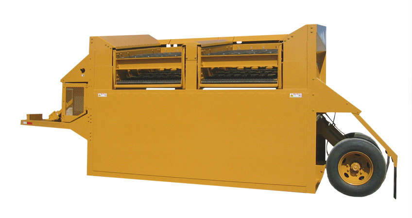Scalper 107D Screening Plant