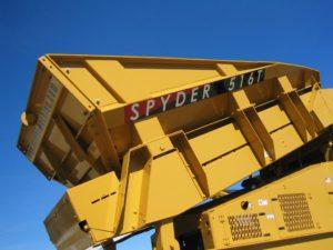 Spyder 516T Alimentador