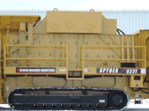 Spyder 622TH Screenbox